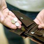 Подсчет денег в кошельке