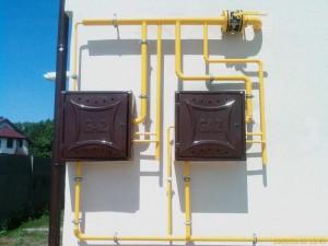 Газ в частном доме