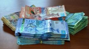 Деньги в Казахстане